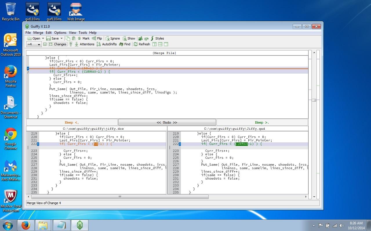 Guiffy Windows full screenshot