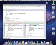 Guiffy 9.4 on MacOS X 10.7